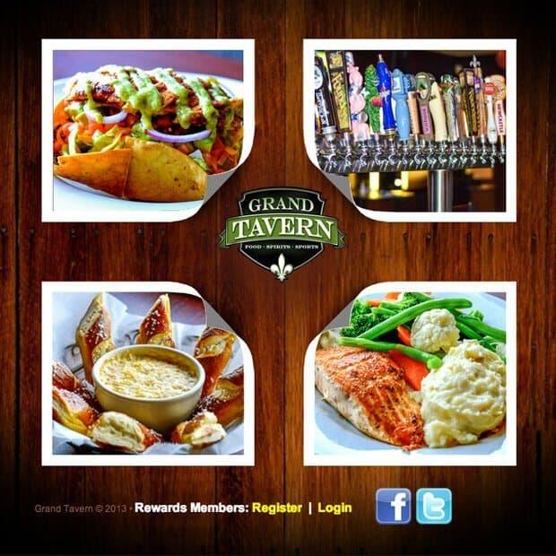 Grand Tavern Restaurant