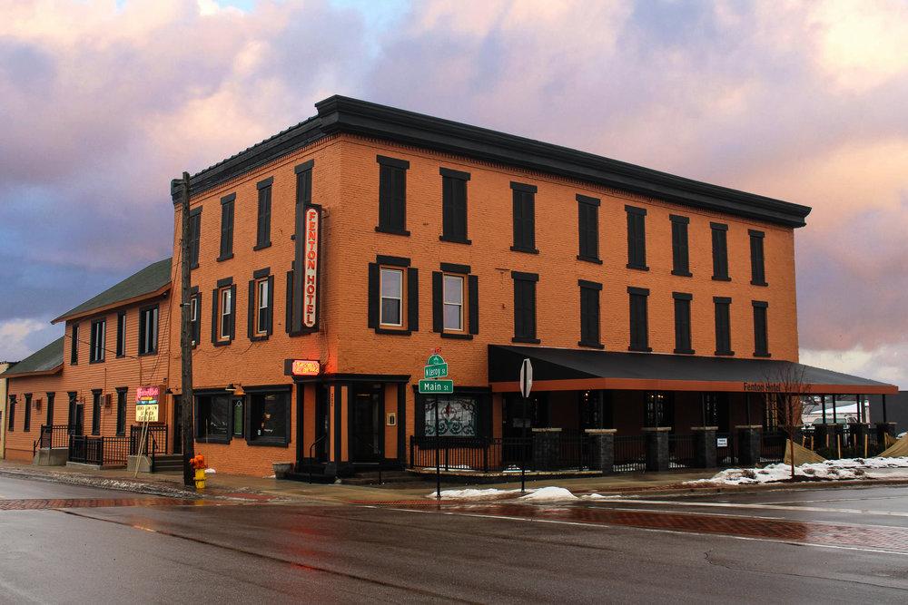 The Fenton Hotel and Restaurant