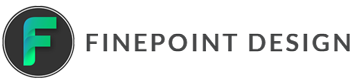 finepoint design logo